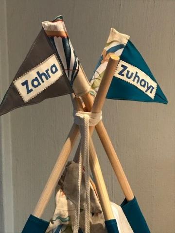 custom designed teepees in Durban
