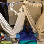 Party hire for kids parties, teepees