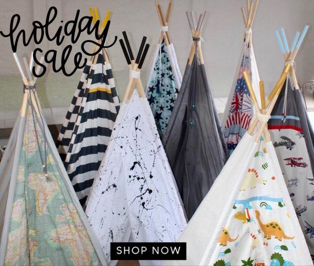 Teepees for sale