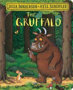 The Gruffalo book by Julia Donaldson