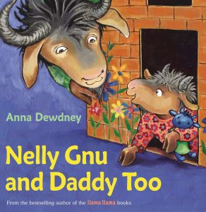 Nelly Gnu and Daddy Too book by Ann Dewdney