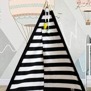 Striped teepee for sale