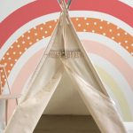 cream teepees for hire in South Africa