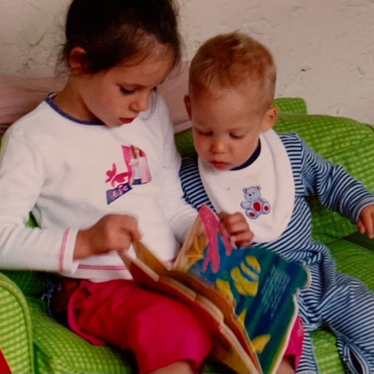 Reading is essential for young children
